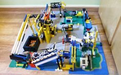 Lego Great Ball Contraption - Loop 3 (4 Modules)