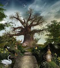 Resultado de imagem para 3D Fairy Tale  Garden