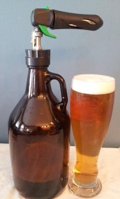 Must-Have Beer Gadget - the growler saver.