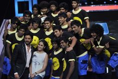 Loyola Dream Team with Ritesh Deshrukh From India's Dancing Superstar