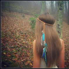 Brand new turquoise feather headband. Lots of shades of blue in this one.  Link to my shop in my bio. :) #pocahontas #beautiful #beauty #autumn #feather #goals #headdress #tribal #featherheadband #love #fashion #boho #bohemian #gypsy #forest #longhair #turquoise #freespirit #costumeideas #girl #blessed #wanderlust #goodvibes #instagood #indie #hipster #coachella #hippie #burningman #edm