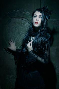 Black Widow I by Nightshadow-PhotoArt on DeviantArt
