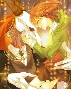 DeviantArt is the world's largest online social community for artists and art enthusiasts, allowing people to connect through the creation and sharing of art. Art Anime, Manga Anime, Chise Hatori, Elias Ainsworth, Tamako Love Story, The Ancient Magus Bride, Cute Chibi, Animation, Animes Wallpapers