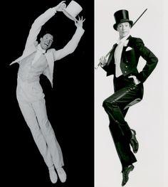 Tommy Tune,  sextuple? threat - dancer, actor, singer, director choreographer, producer. Nine Tony awards.