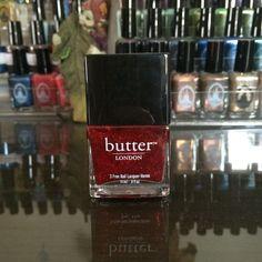 Butter London - Chancer Sw x1 ; 12€ FDPC