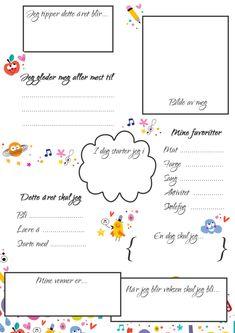 En suveren måte å huske første skoledag på Live And Learn, Barn, Bullet Journal, Education, Learning, Tips, First Grade, Converted Barn, Studying