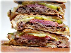 Cuban Sandwich Recipe | Sandwiches - Cuban