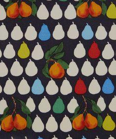 Liberty Art Fabrics Jack and Charlie A Silk Satin | Fabric by Liberty Art Fabrics | Liberty.co.uk SO VERY CUTE