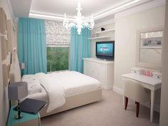 Светлая спальня - Лучший дизайн спальни | PINWIN - конкурсы для архитекторов, дизайнеров, декораторов