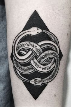 50 Beautiful Ouroboros Tattoo Designs - Ouroboros - it's a Greek symbol made in the form of the snake swallowing of its tail. This sign is an epitome of eternity, cyclic nature of the life, continuity, renewal, resurrection and introspection. Here …