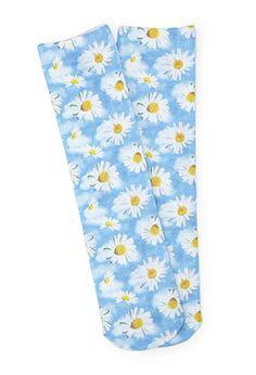 Daisy Doll Crew Socks | FOREVER 21 - 2000073307
