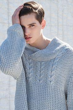 Nathaniel Rooklyn byFabrice Lachant for Fashion15