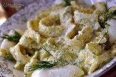 Salată de fasole galbenă cu maioneză Potato Salad, Potatoes, Ethnic Recipes, Food, Salads, Potato, Essen, Meals, Yemek