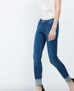 BASIC JEANS - Jeans - WOMAN | ZARA Spain
