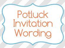 Printable Potluck Invitations Potluck invitation Office potluck