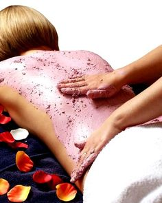 Back Facial: The one facial You can't give yourself. Detoxifying Back Treatment with aromatherapy and Hot stone Massage at Ravissant Clinical Day Spa Facial Treatment, Body Treatments, Back Facial, Massage Relaxant, Body Spa, Love Your Skin, Homemade Facials, Facial Skin Care, Massage Therapy