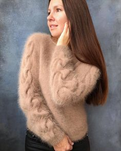30+ Best Angora sweater images in 2020 | angora sweater