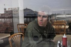 Liam Gallagher, Pretty Green, Brighton UK