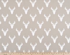 Gray Curtain Panels Deer Antler Curtains Drapery Drapes Panels Wilderness Home Decor Gray Nursery Panels Children's Bedroom Decor Grey Curtains, Panel Curtains, Curtain Panels, Window Valances, Rustic Curtains, Blackout Curtains, Deer Fabric, Childrens Bedroom Decor