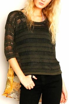 Aratta Blossom Sweater
