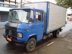 Caminhão Bau, Mercedes Bens 608 D,caminhão Carroceria - R$ 26.500,00