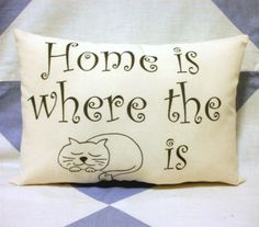 Cat Lovers Shabby Chic Vintage Retro Style by VintageStyleHome, £9.50