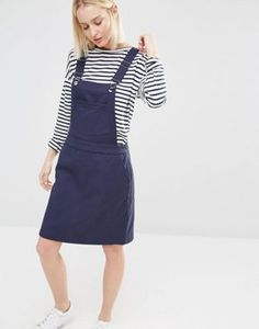ADPT Dungaree A-line Dress