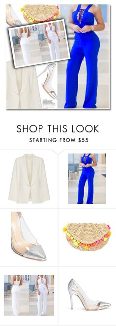 """""""#10"""" by aida-nurkovic ❤ liked on Polyvore featuring Vanessa Bruno, Gianvito Rossi and Lilly Pulitzer"""