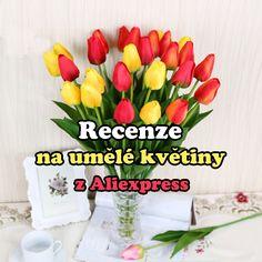 ♥ Tulipány, růže,dekorace a jiné umělé květiny z Aliexpress  ★      Venku je ještě zima, ale Vy už byste uvítala jaro. Přemýšlíte jaká dekorace by Vám oteplila domov? Vybrali jsme pro Vás ty nejlépe hodnocené umělé květiny z Aliexpress. Z recenzí našich uživatelů víme, že návštěvy nechtěly věřit, že jsou květiny umělé. V nabídce Aliexpress najdete krásné tuli  #Aliexpress, #Dekorace, #Doplnky, #Hortenzie, #NejlepšíProdejc