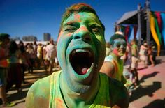 Image: Festival of Colours (© REUTERS)