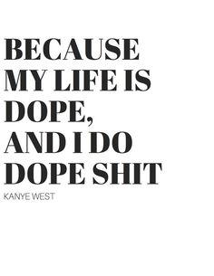 Printable Wall Art Kanye West Lyrics Minimalist Black and White Wall Print Inspirational Quote Motivational Quote Dorm Print Home Decor Rap