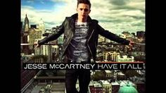 Jesse McCartney-No Worries (New Song 2012 Preview).wmv, via YouTube.