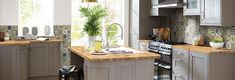 Image result for konkrete tiles b&q Tiles, Kitchen And Bath, Kitchen Cabinets, Decor, Countertops, Kitchen, Home, Cabinet, Home Decor