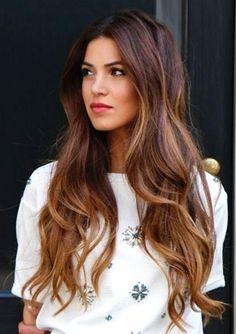 Ecaille hair colour trend