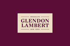 Glendon Lambert on Behance