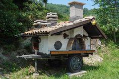 Randonnée en Italie: instants champêtres dans les Apennins à Zocca, Emilie-Romagne