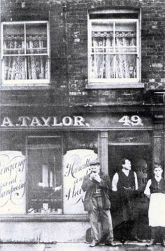 49 Bartholomew Street c1909
