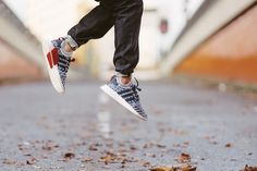 On-Foot: adidas NMD R2 Primeknit 'Collegiate Navy' - EU Kicks: Sneaker Magazine