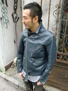Lewis Leather / CYCLON
