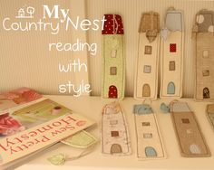 My country nest: reading with style