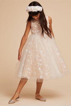 323d75ae4 Jessie Dress from BHLDN Flower Girls, Wedding Flower Girl Dresses, Modern Wedding  Flowers,