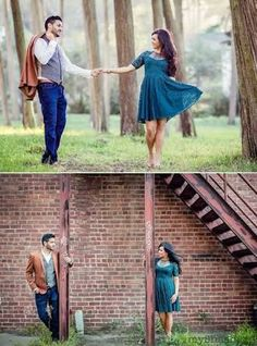 Pre Wedding Photography is a fast growing trend on the lines of Candid Wedding Photography. Couples like to get their pre wedding shoot done by their Candid Wedding photographer at beautiful locations.