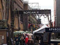 Maltby Street Market, Bermondsey