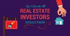 Top 5 Secrets All Real Estate Investors Should Know