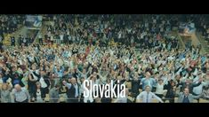 Holy Spirit Outpouring in SLOVAKIA!