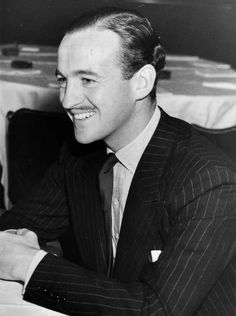 David Niven listening to some of his tales of Hollywood on Parkinson's were really funny
