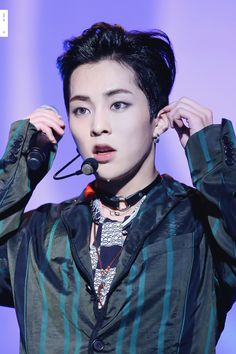 Xiumin is beautiful ❤❤