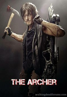 Well hello then, Archer (I will mostly just post Daryl stuff until I can finish the Walking Dead seasons up to now)