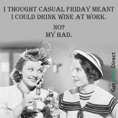 Casual Friday! #ilovefridays #ilovewine #winelover #getwinesdirect #wine #friday #drinkwine