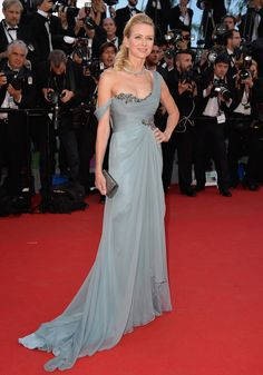 Naomi Watts in Marchesa at the 'How To Train Your Dragon 2′ Cannes Film Festival Premiere